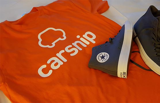Carsnip uniform Photo